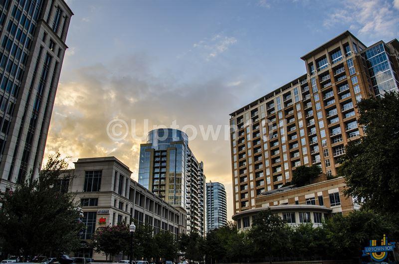 Crescent Area - Neighborhood of Uptown Dallas