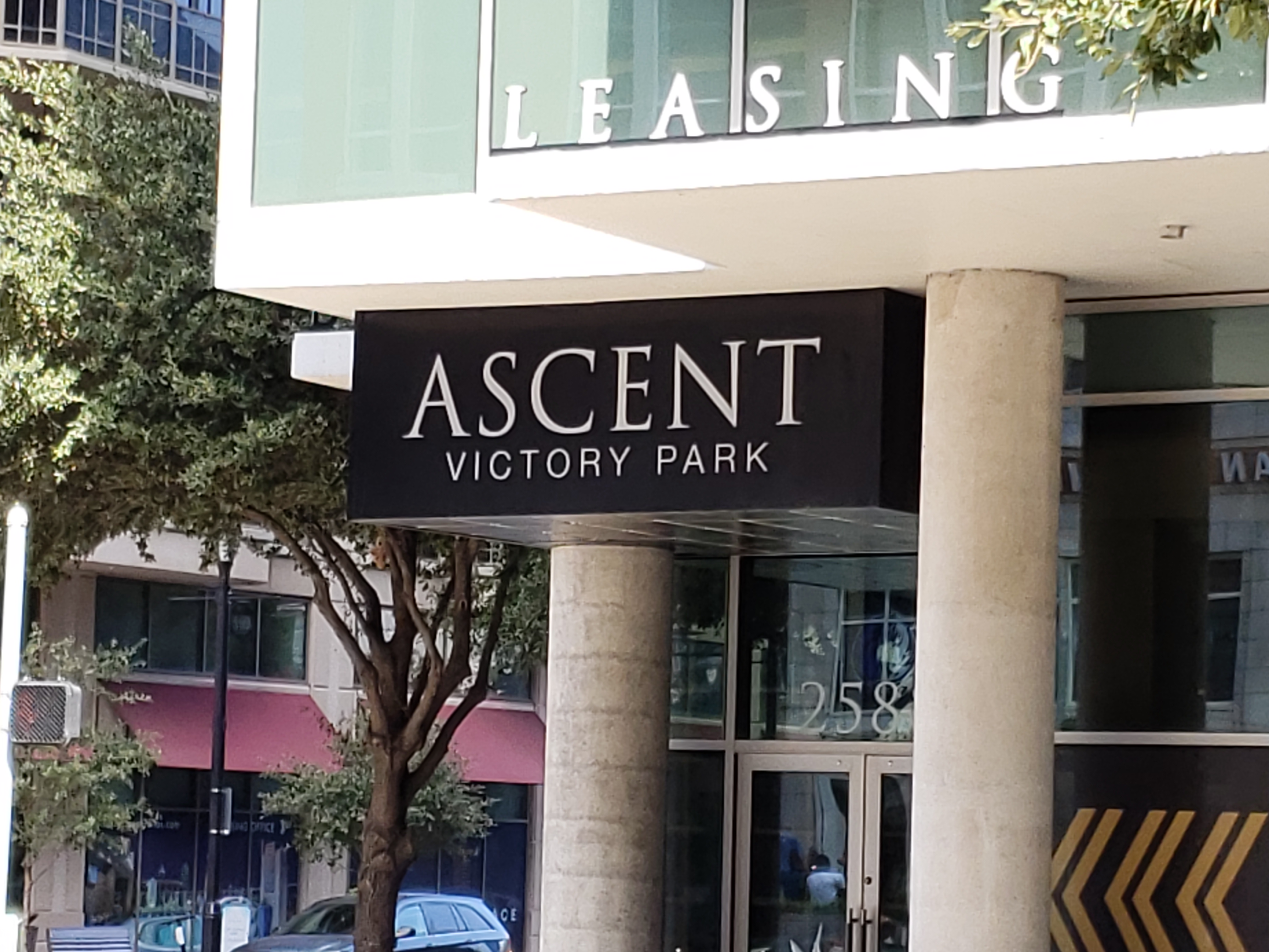 Ascent at Victory Park
