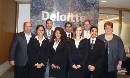 Deloitte Dallas Free Housing Service
