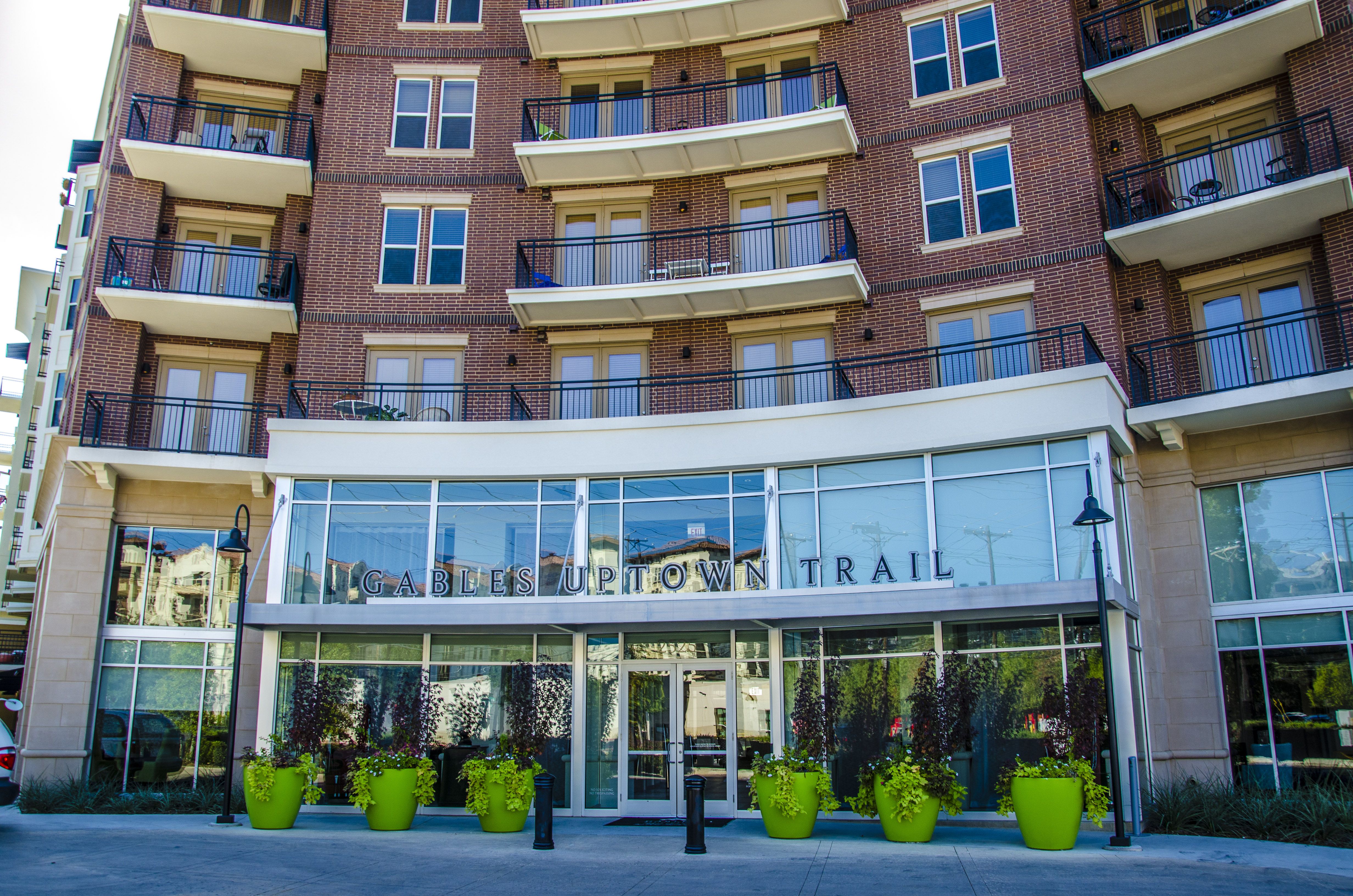 Gables Uptown Trail - Uptown Dallas Apartments